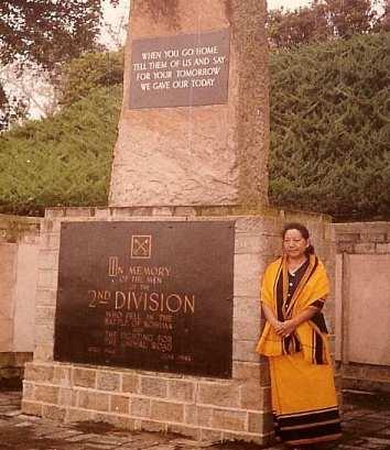WW II Battlefields in Assam revisited